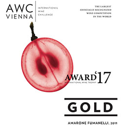 award17 gold amarone